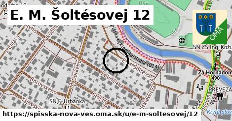 E. M. Šoltésovej 12, Spišská Nová Ves