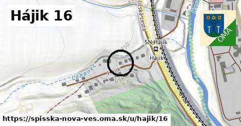 Hájik 16, Spišská Nová Ves