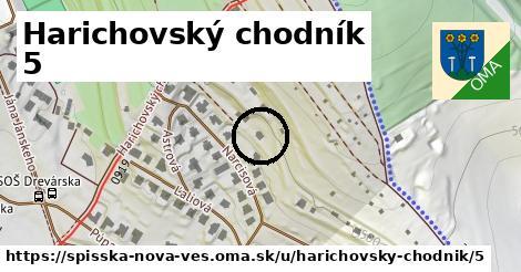 Harichovský chodník 5, Spišská Nová Ves