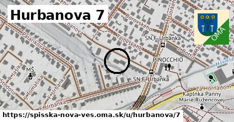 Hurbanova 7, Spišská Nová Ves