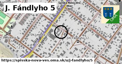 J. Fándlyho 5, Spišská Nová Ves
