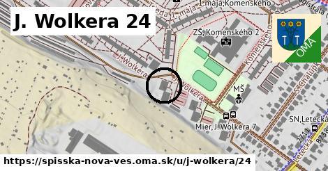 J. Wolkera 24, Spišská Nová Ves