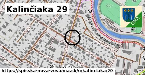 Kalinčiaka 29, Spišská Nová Ves
