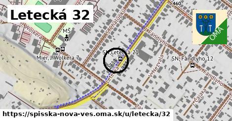 Letecká 32, Spišská Nová Ves