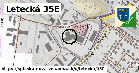 Letecká 35E, Spišská Nová Ves