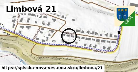 Limbová 21, Spišská Nová Ves