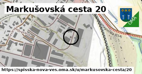 Markušovská cesta 20, Spišská Nová Ves
