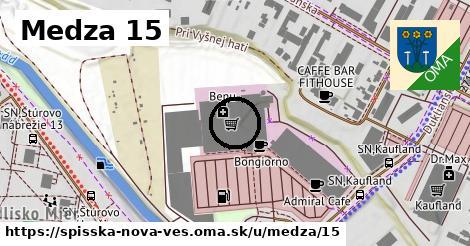 Medza 15, Spišská Nová Ves