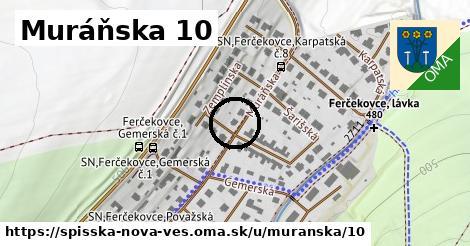 Muráňska 10, Spišská Nová Ves