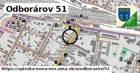 Odborárov 51, Spišská Nová Ves