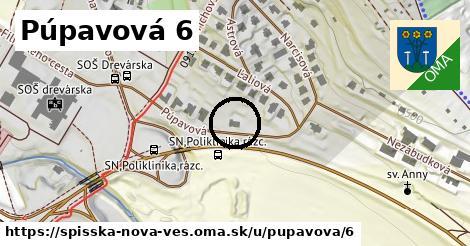 Púpavová 6, Spišská Nová Ves