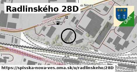 Radlinského 28D, Spišská Nová Ves