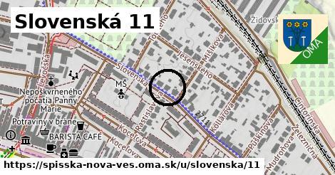 Slovenská 11, Spišská Nová Ves
