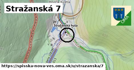 Stražanská 7, Spišská Nová Ves