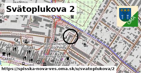 Svätoplukova 2, Spišská Nová Ves
