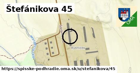 Štefánikova 45, Spišské Podhradie