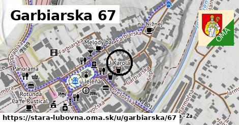 Garbiarska 67, Stará Ľubovňa