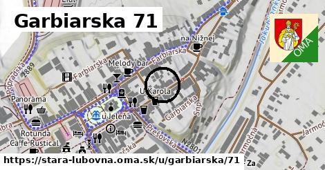 Garbiarska 71, Stará Ľubovňa