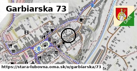 Garbiarska 73, Stará Ľubovňa