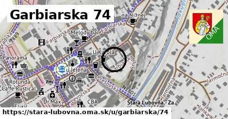 Garbiarska 74, Stará Ľubovňa