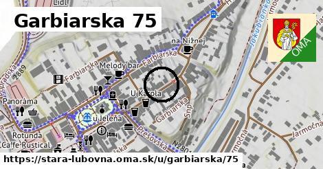 Garbiarska 75, Stará Ľubovňa