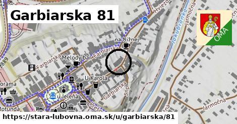 Garbiarska 81, Stará Ľubovňa