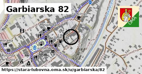 Garbiarska 82, Stará Ľubovňa