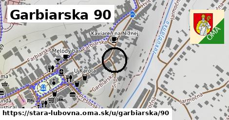 Garbiarska 90, Stará Ľubovňa