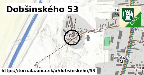 Dobšinského 53, Tornaľa