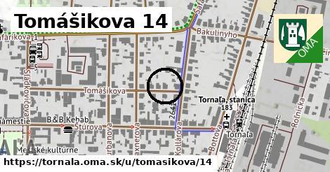 Tomašíkova 14, Tornaľa