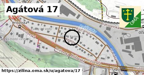 Agátová 17, Žilina