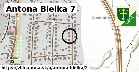 Antona Bielka 7, Žilina