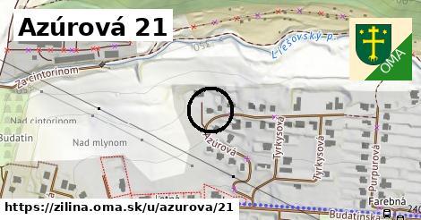 ilustračný obrázok k Azúrová 21 11f55395a21