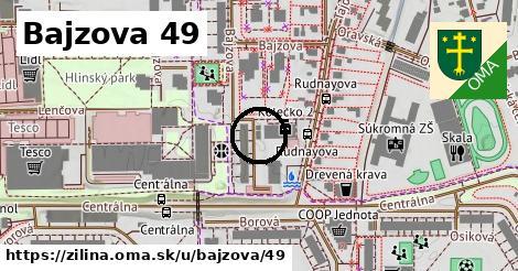 Bajzova 49, Žilina