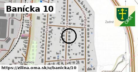 Banícka 10, Žilina