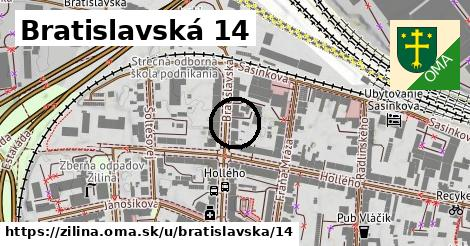 Bratislavská 14, Žilina