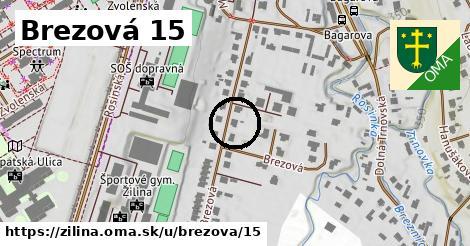 Brezová 15, Žilina