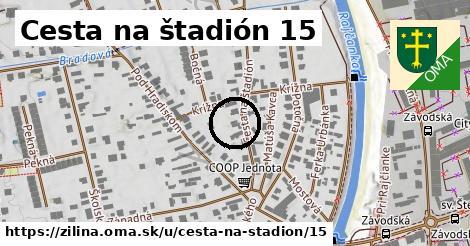 Cesta na štadión 15, Žilina