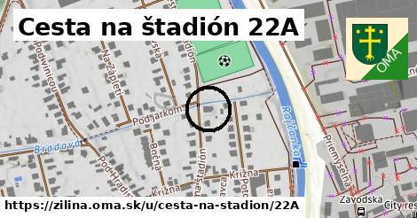 Cesta na štadión 22A, Žilina