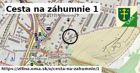 ilustračný obrázok k Cesta na záhumnie 1 d98b57b4f17