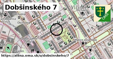 Dobšinského 7, Žilina