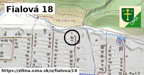 ilustračný obrázok k Fialová 18 9636bb7446f