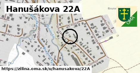 Hanušákova 22A, Žilina