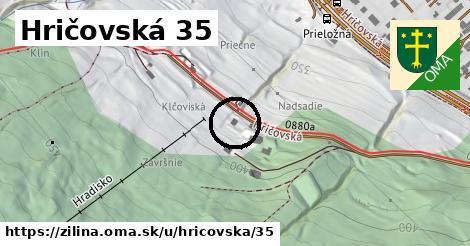 Hričovská 35, Žilina