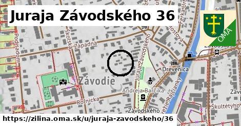 Juraja Závodského 36, Žilina
