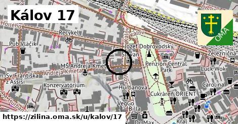 Kálov 17, Žilina