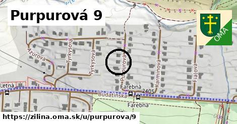 ilustračný obrázok k Purpurová 9 a40fdca0fa3