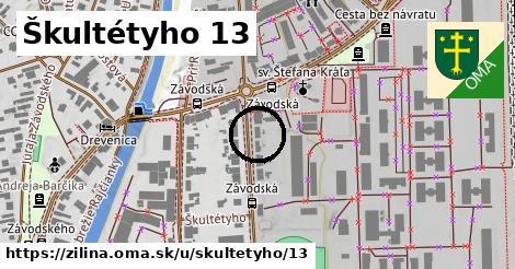 Škultétyho 13, Žilina
