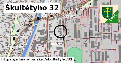 Škultétyho 32, Žilina