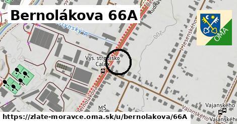 Bernolákova 66A, Zlaté Moravce